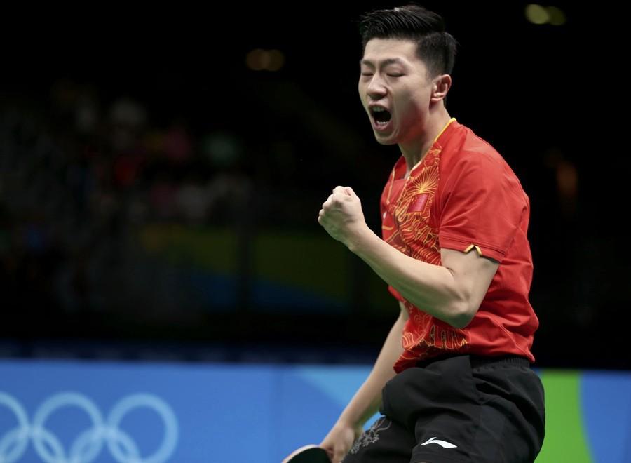 【星野源似イケメン】卓球男子金メダリスト、中国の馬龍は「まりゅう」「マロン」どっちなのか?